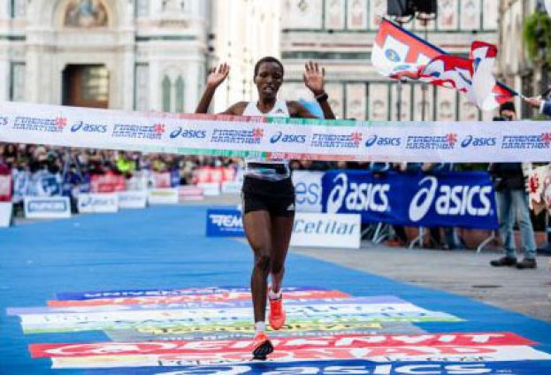 Firenze Marathon: seconda Maraoui in 2h30:52